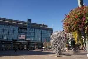 Helsinki shops