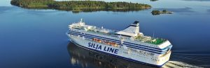 Helsinki - Stockholm Silja Line