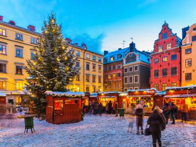 Stockholm Old Town - Gamla Stan