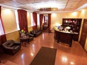 Dynasty hotel lobby