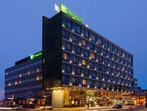 Book with Scandi Classics Holiday Inn in Helsinki