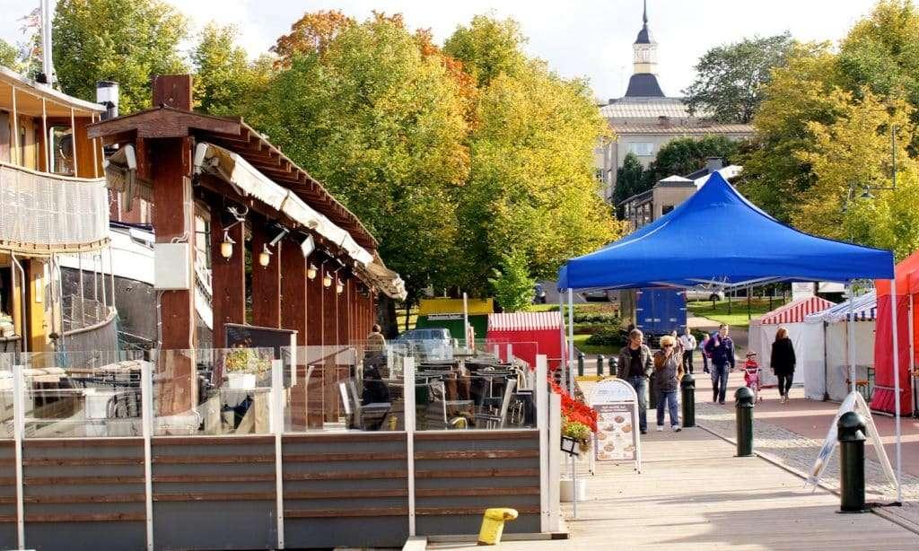Imatra, Saimaa Gardens