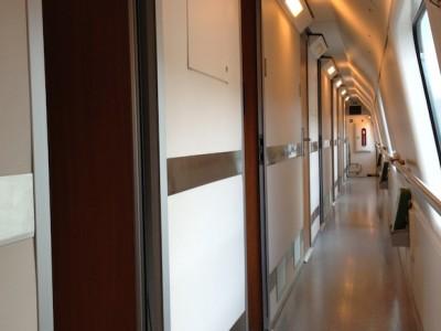 Train from Helsinki to Rovaniemi
