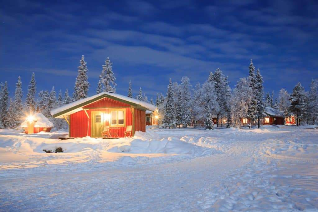 Winter packages in Lapland