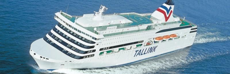 Tallink ferry voucher