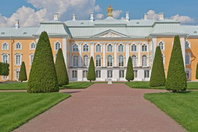 Shore excursions Peterhof Grand palace