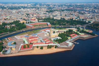 Tours to Peter and Paul Fortress in St. Petersburg