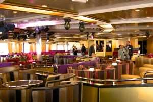 Restaurants M/S Princess Maria