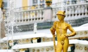 St Petersburg tours Peterhof