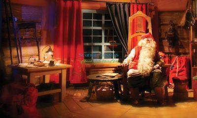 Santa's Home