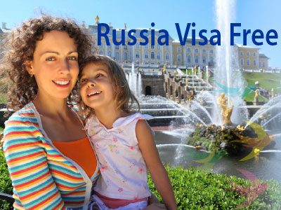 Cruise from Helsinki to Russia without visa