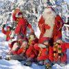 Visit Rovaniemi and Meet Santa Claus