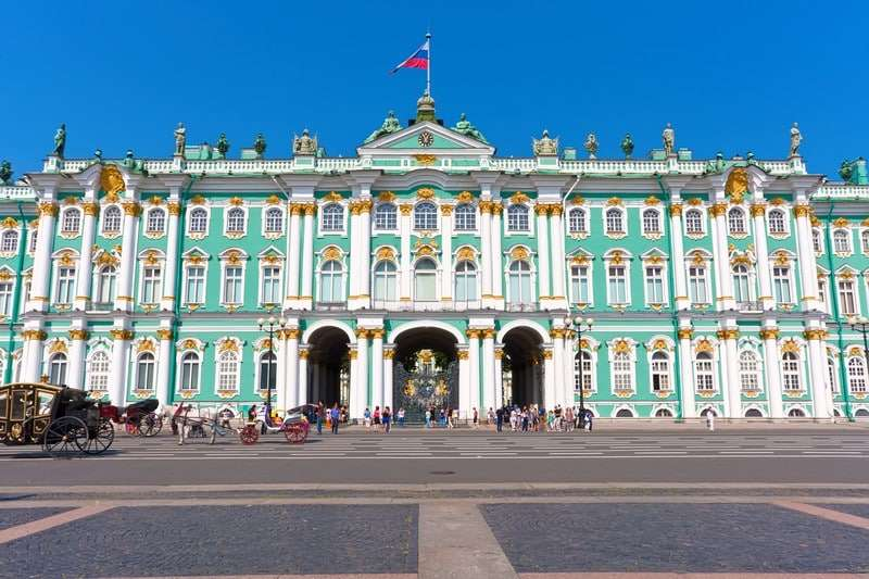 Baltic Tours St Petersburg