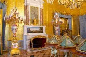 Visit the Hermitage Museum in St Petersburg