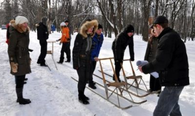 Activity trips at Iso-Syote