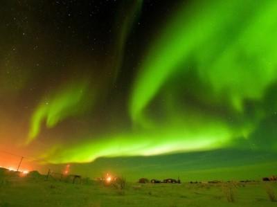 See Aurora Borealis in Lapland