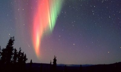 Nothern Lights in Lapland