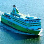 Silja Tallink Shuttle Cruise Ferry