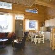 Spacious Fjell interiors
