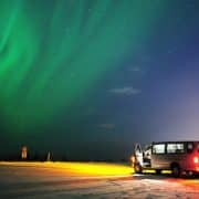 See the Northern lights in Lapland