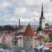 Magical Tallinn Old Town