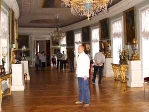 St Petersburg Pavlovsk Palace shore excursion