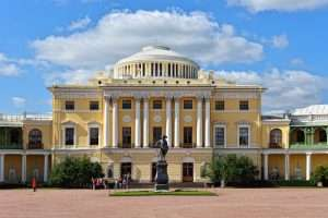 Shore excursion to Pavlovsk visa free
