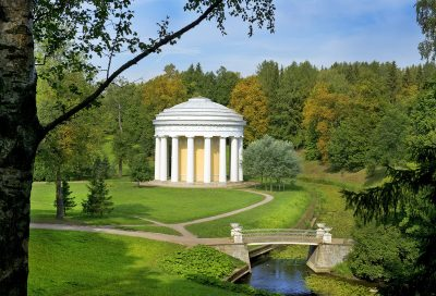 Visa free tours to St Petersburg Pavlovsk Palace