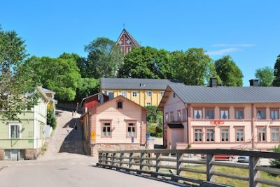 visit Porvoo