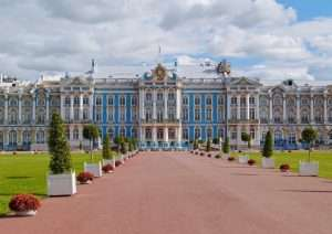 Catherine Palace   Book with last minute cruises
