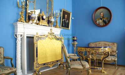 Catherine Palace and Park   Cruise visa free tours to St Petersburg