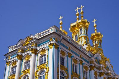 Visa free tours St Petersburg Catherine Palace