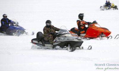 Lapland | Snowmobile experience