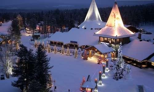 Santa Claus Lapland Village