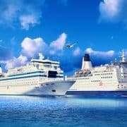 M/S Princess Maria ferry cruise ship