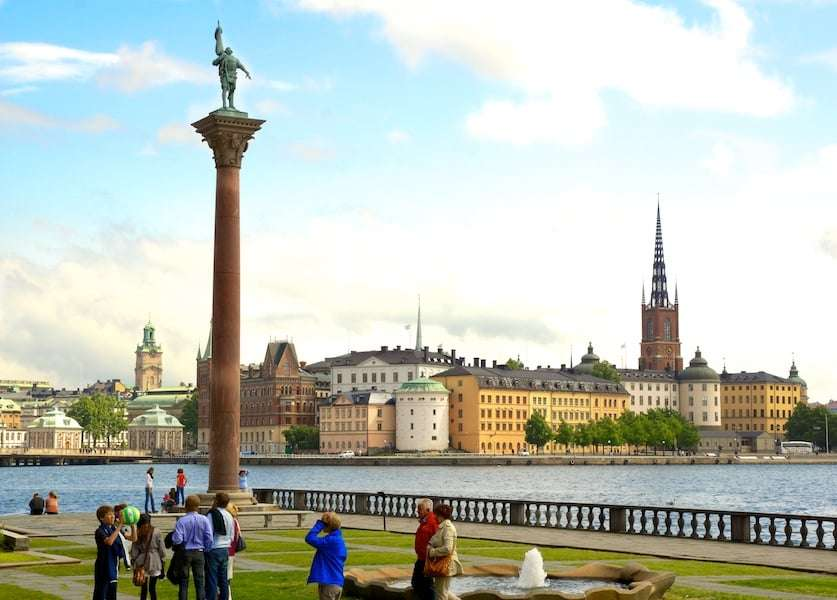 Day Helsinki To Stockholm Cruise Tour Scandi Classics - Stockholm tours from cruise ships