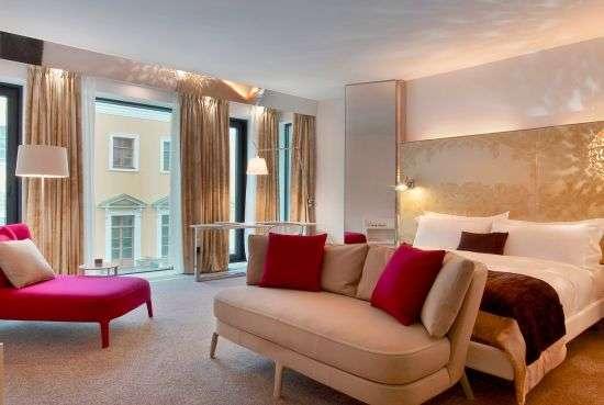 Hotel W St. Petersburg spectacular room