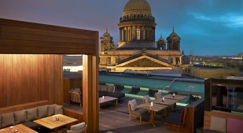 W hotel st petersburg luxury in the imperial north for W hotel in room dining