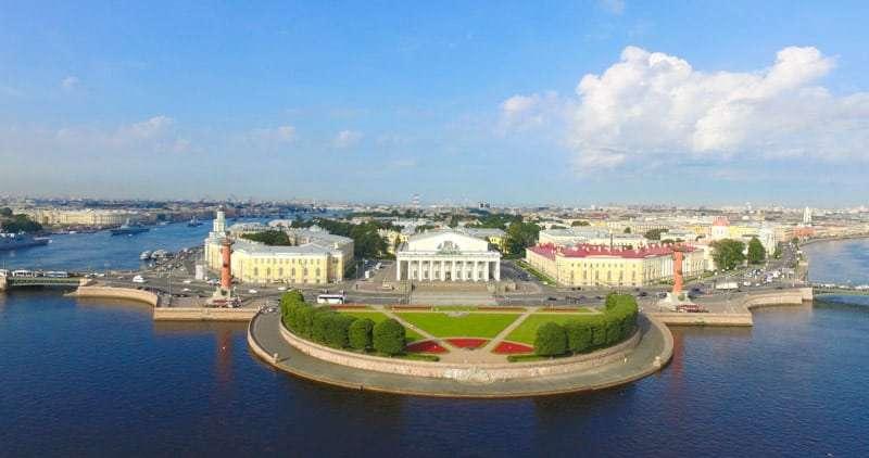 Travel to St Petersburg