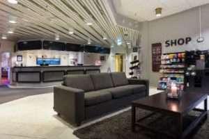 Scandic Kirkenes Lobby