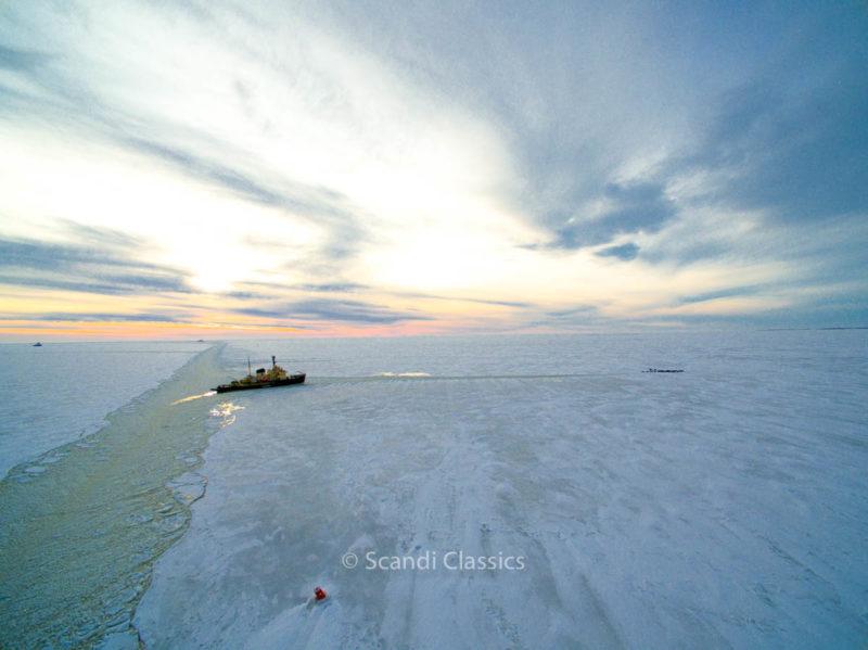 Icebreaker cruise in Kemi