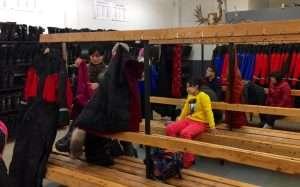 Lapland safaris winter clothes