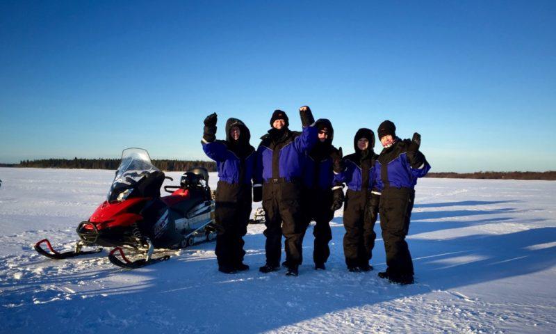 Lapland clothing