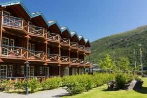 One of the Flam hotels