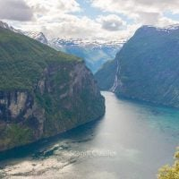 Fjord safari by rib boat