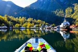 Heritage fjord safari
