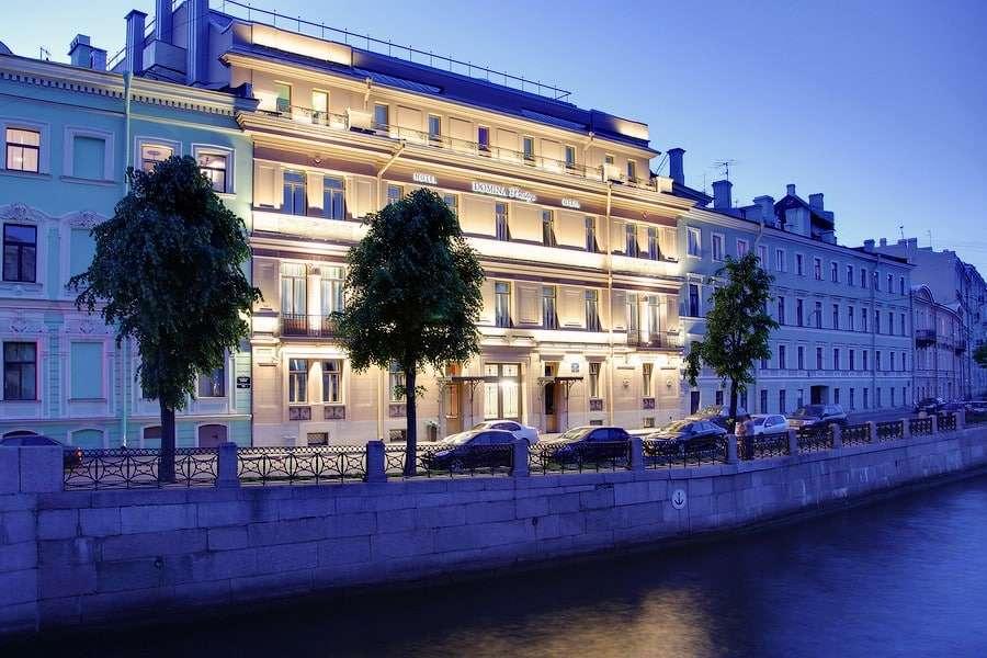 Visa free travel to St Petersburg
