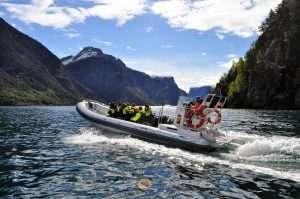 Heritage fjord safari in Flam