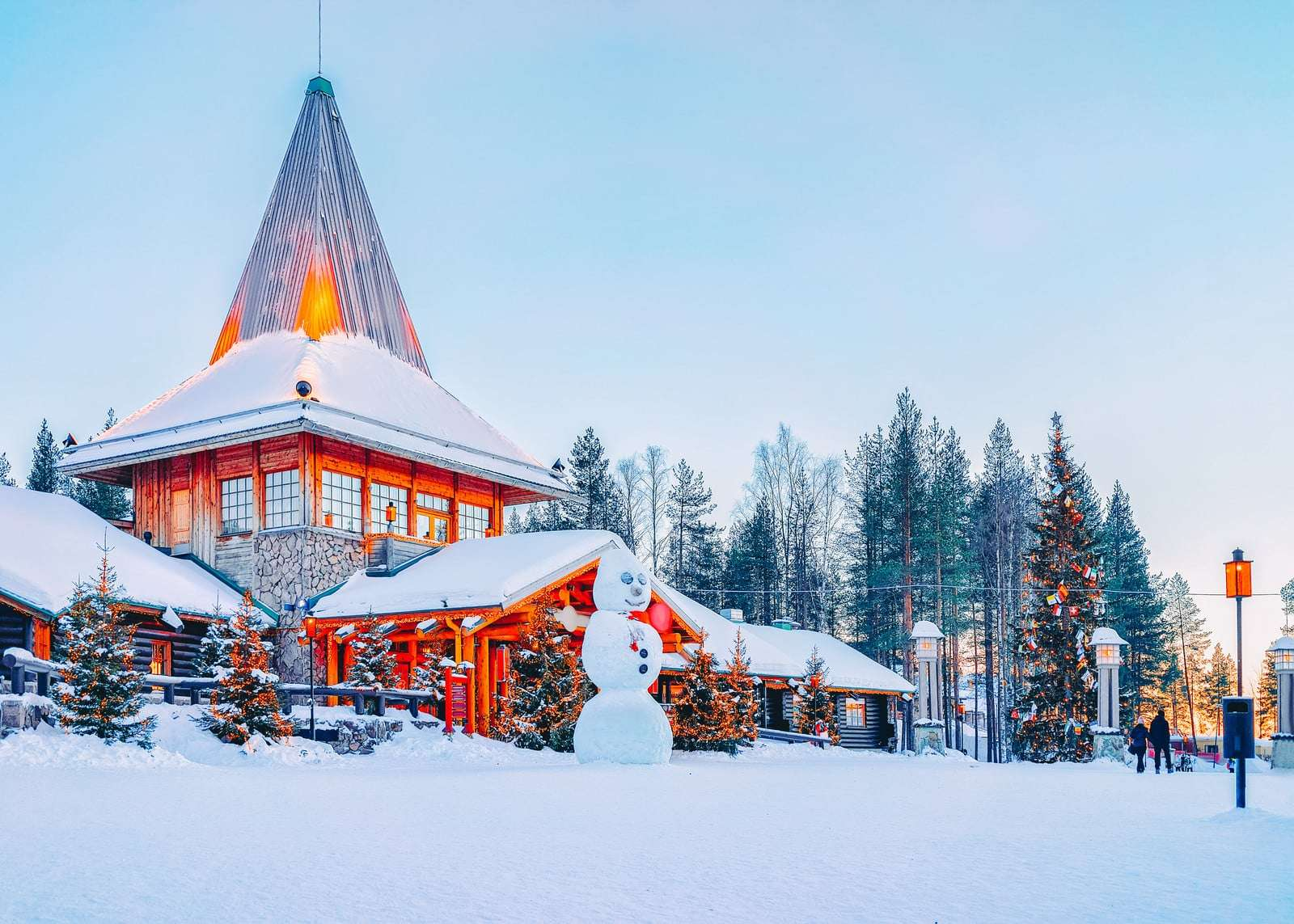 Visiting Santa's Village in Lapland: Everything You Need to Know ...