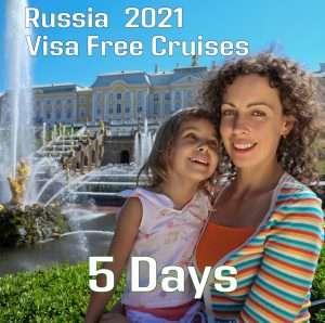 Visa Free travel to Russia